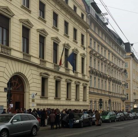 Ambasada României atacă presa independentă – Jurnalul Românesc – a românilor din Austria!