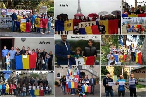S-a depus la parlament primul proiect de vot prin corespondenţă pentru Diaspora
