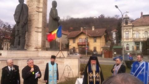Revoluționarul martir Horea a fost comemorat la Cluj-Napoca (Foto+Video)