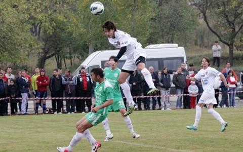 Înfrângere în Croația pentru CFR