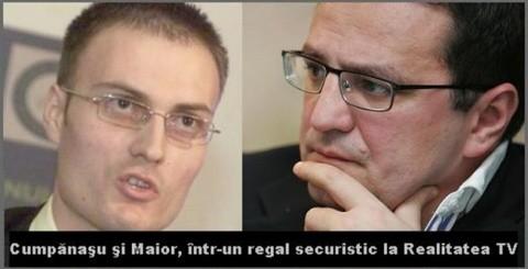 """""""Sluga"""" SRI pe banii statului! Alexandru Cumpănaşu îşi continuă dezinformarea ca ziarist"""