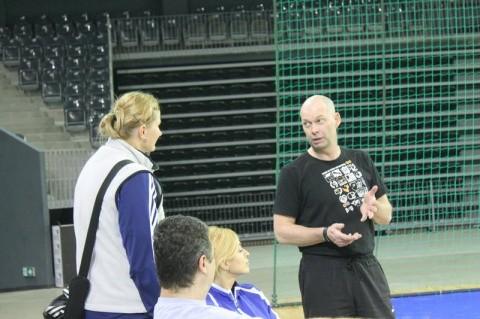 """Thomas Ryde, selectionerul naţionalei de handbal feminin a României: """"Avem nevoie de o viziune ca vom deveni cei mai buni din lume"""""""