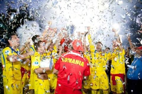 România surprinzătoare, la minifotbal