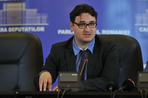 Dan Tănasă (AUR) acuză că în Biroul Permanent al Camerei Deputaților s-a respins propunere pentru constituirea subcomisiei pentru problemele românilor din Covasna, Harghita şi Mureş