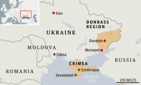 """Ucraina adoptă legea privind """"restabilirea suveranității asupra regiunilor Donetsk și Lugansk"""". Separatiștii o consideră o declarație de război"""