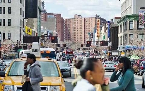 Lecția de Istorie: Peisaje din Harlem