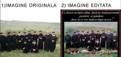 poza-trucata-remus-cernea-propaganda-anticreștină