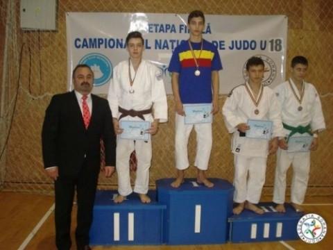 Bronz european pentru Răzvan Bodea