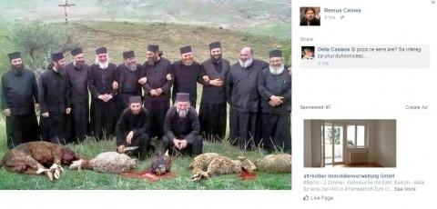 remus-cernea-propagandist-anticreștin-poze-trucate-facebook