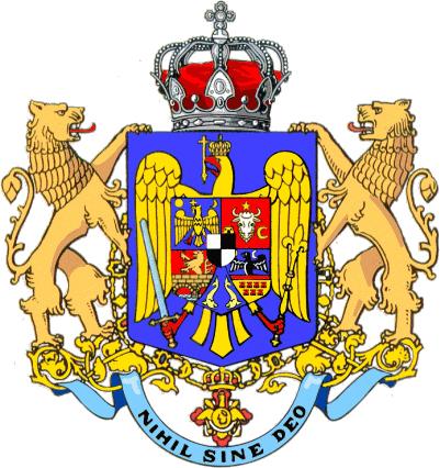 Coroana de oţel regală va fi plasată pe Stema României. Va repusă pe Tricolor