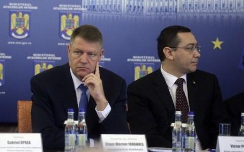 Ponta se răzbună: nu-l lasă pe Iohannis să zboare cu Tarom la Bruxelles
