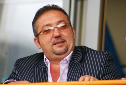 Florian Walter, fostul patron U Cluj, a murit