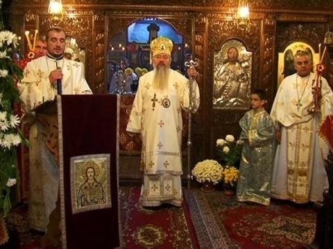 Mitropolitul Clujului, ÎPS Andrei, a fost la Moscova