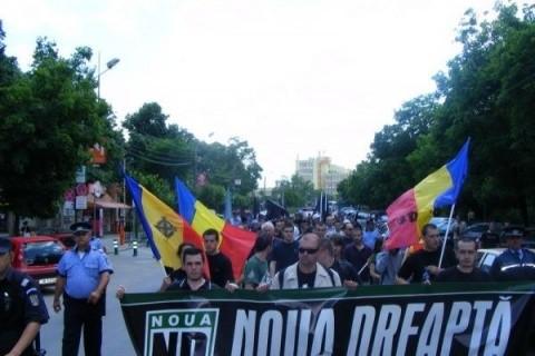 Partidul Noua Dreaptă protestează față de modificările aduse Codului Administrativ al României
