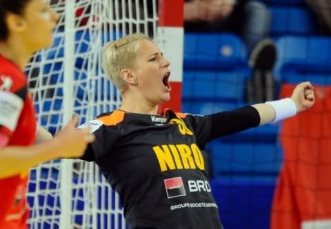 România a zdrobit Serbia, la handbal