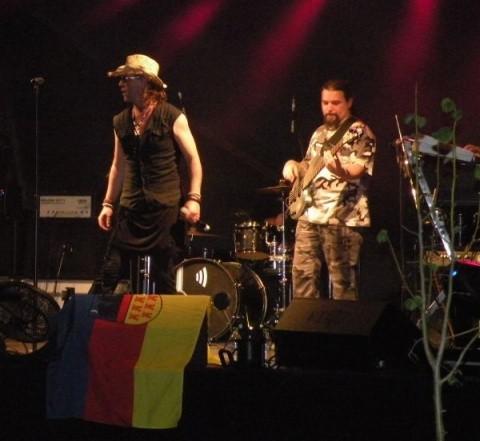 Steagul transilvănist, promovat la prima ediţie a unui festival de pe malul Someşului