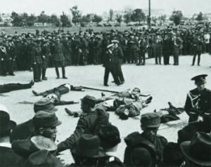 Legionari asasinați din ordinul regelui criminal Carol al II-lea