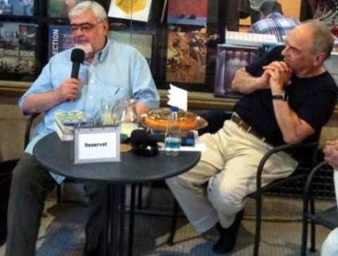 """Liiceanu a concediat un librar pentru că nu i-a făcut reducere de doi lei lui Pleşu. Scrisoare unui """"Nimeni"""" cu nervi: Petronela Rotar"""