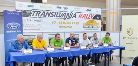 Transilvania Rally 2015