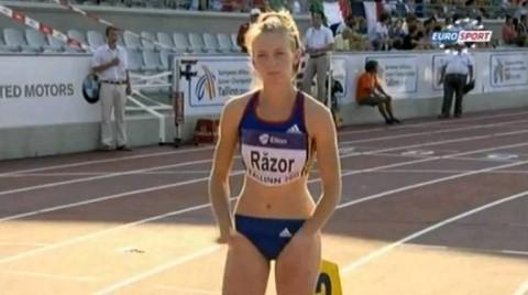 Bianca Răzor, campioană balcanică