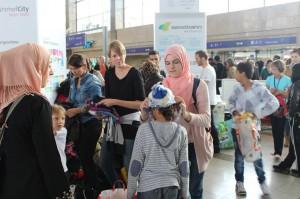 Mărturii din Westbahnhof Viena! Tot românii sunt vinovați de exodul imigranților
