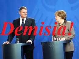 Toți mai mulți români doresc demisia lui Iohannis și Merkel datorită crizei imigranților musulmani