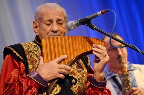 Găești. Festivalul Internațional de Nai 'Gheorghe Zamfir', ediția a patra, va avea loc în septembrie