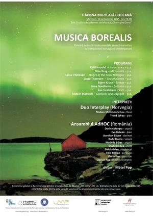 Concert de muzică norvegiană la Cluj-Napoca