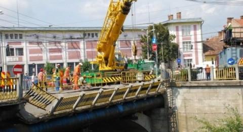 Primăria închide circulația auto pe strada Dacia