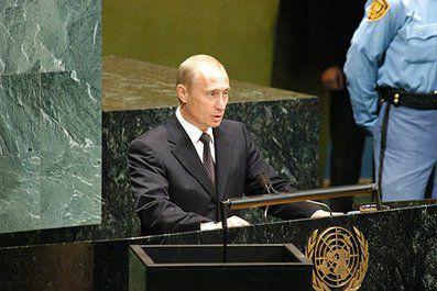 """Vladimir Putin la ONU: """"Golul de putere din Orient a creat anarhii. Statul Islamic vrea să domine lumea musulmană. Trebuie formată o coaliție internațională împotriva terorismului similară cu cea anti-Hitler"""""""