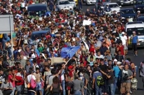 România devine tot mai sigur ținta imigranției musulmane. Croaţia şi-a închis majoritatea punctelor rutiere de trecere a frontierei cu Serbia