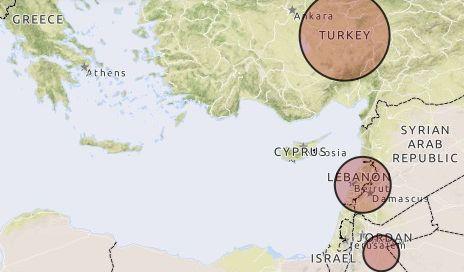 Ce urmează: 4.088.000 de imigranți așteaptă să ajungă în UE în curând. Alți 7.600.000 sunt pe drumuri numai în Siria