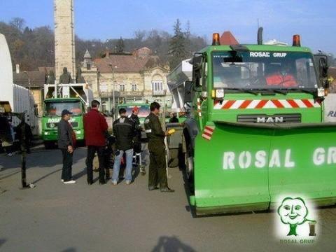 Rosal Cluj: Anunţ de angajare