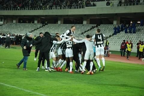 Restart în Cupa României