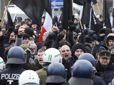 Justiția germană a condamnat la închisoare membrii neonazist 'Revoluţia Chemnitz'