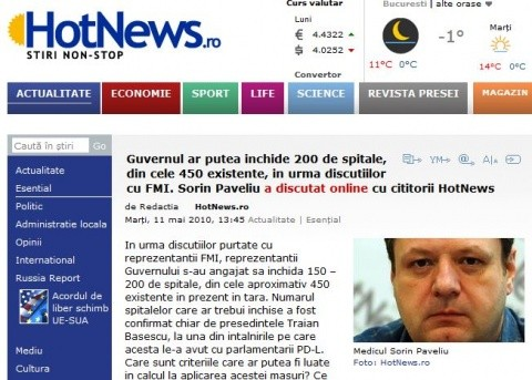 HotNews-Spitale-Inchise-FMI-ROmania