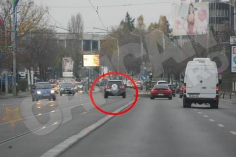 Cioloș, pe urmele lui Oprea! Nesimțire cu mașina oficială în trafic