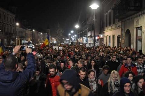 protest-anti-ponta-la-cluj