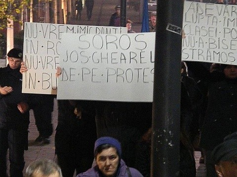 protest colectiv cluj