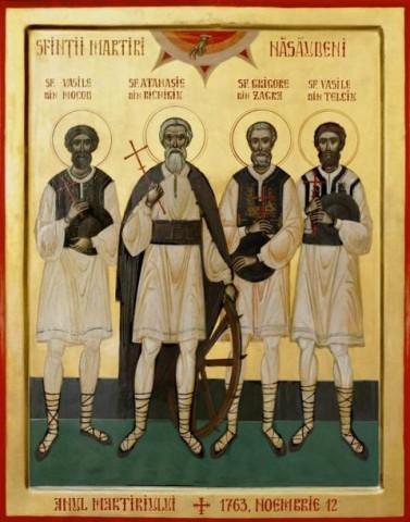 Azi e comemorare! Sfinţii Martiri şi Mărturisitori Năsăudeni