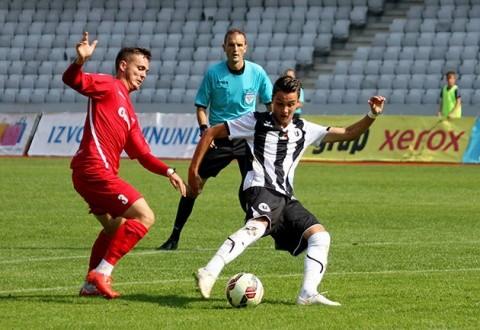 Universitatea Cluj, victorie în prelungiri