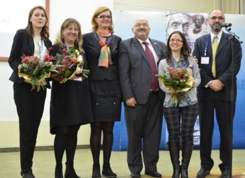 """Cele mai olimpice companii şi organizaţii în promovarea drepturilor femeii, recompensate la Gala CMD """"Cariere la Feminin"""""""