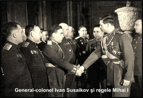 general-susaikov-si-regele-mihai
