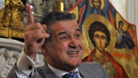 George Becali își face partid dim membrii BOR. Se va numi Familia Ortodoxă