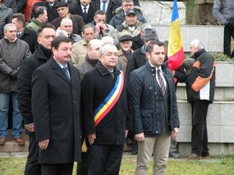Sute de clujeni au comemorat Eroii Revoluţiei din 1989