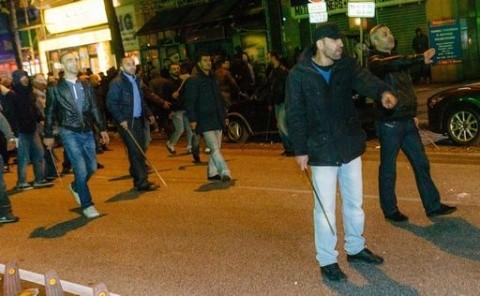 Val de agresiuni sexuale și tâlhării comise de imigranţii musulmani în Germania, de Revelion