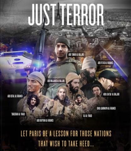 Doi irakieni printre autorii atentatelor de la Paris