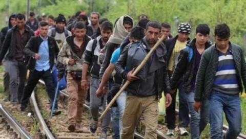 Alarmă! 60 de imigranți musulmani au patruns ilegal în România