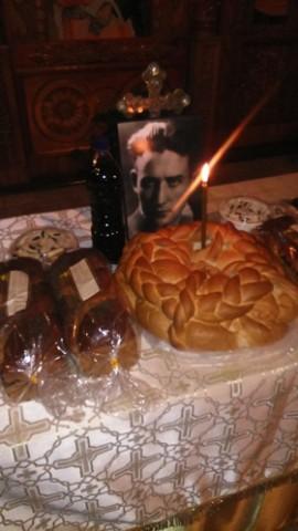 Clujenii l-au comemorat printr-un parastas pe Valeriu Gafencu, Sfântul Închisorilor