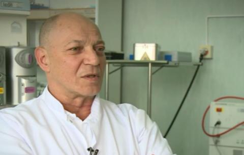 Dan Nicolau – un celebru chirurg clujean a demisionat în semn de protest